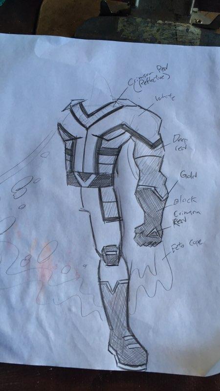 Vlad Suit Design