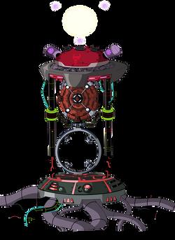Eon's Machine