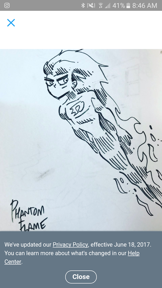 Phantom Flame