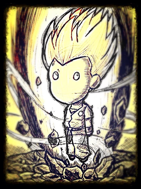 Goku Super Sayain