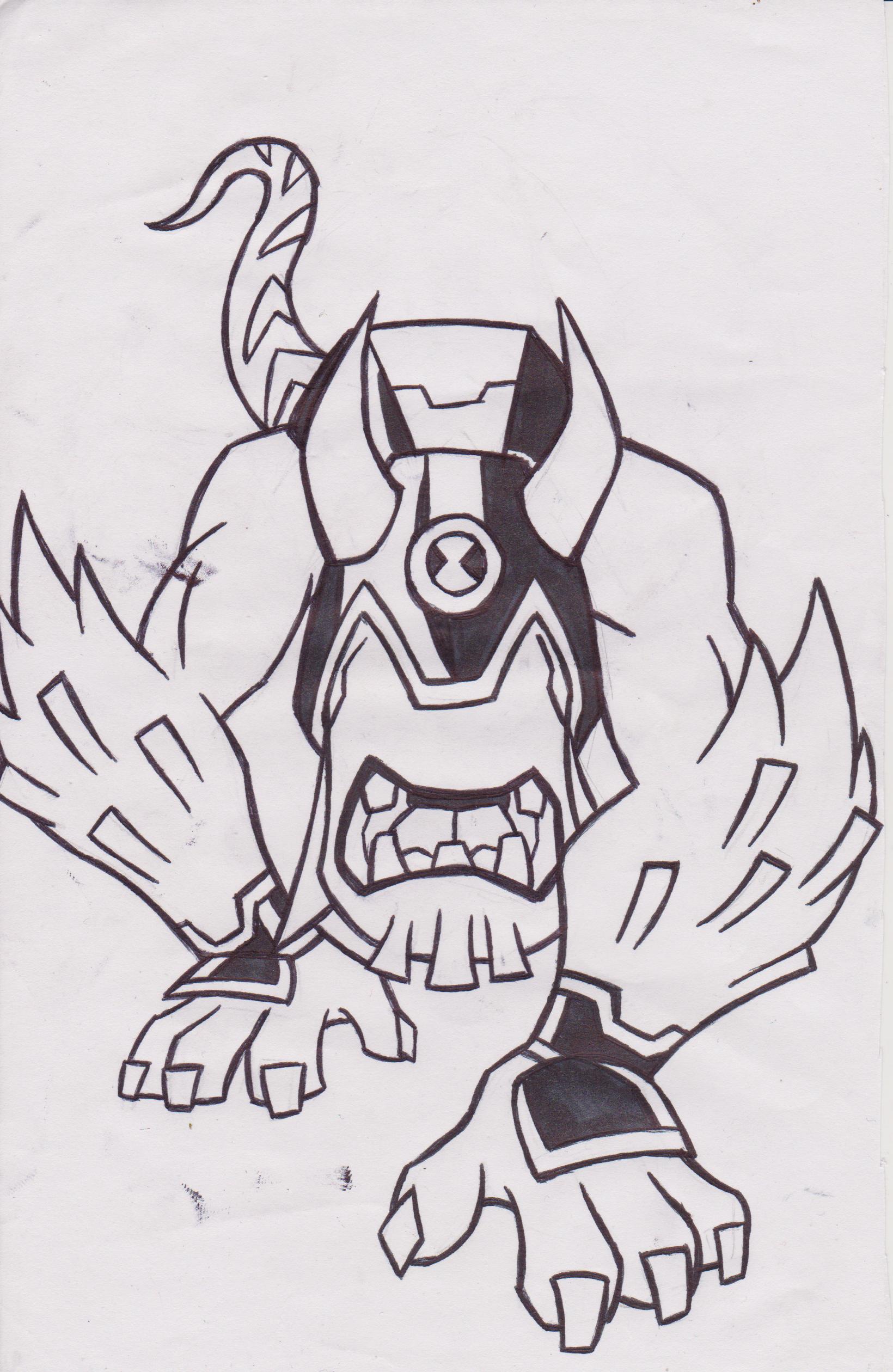 Wildmutt Armor Concept 1