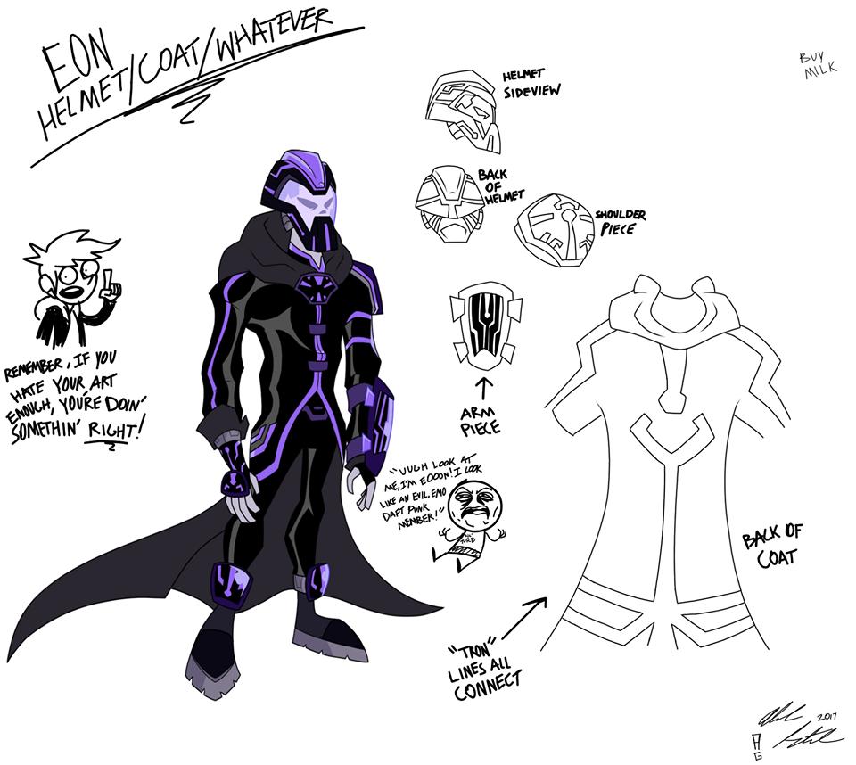 Eon Concept Sheet