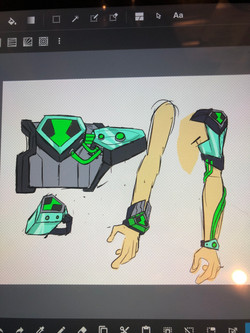 Omnitrix 1
