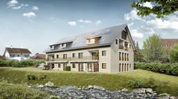 Neubau MFH  Müliweg Lufingen