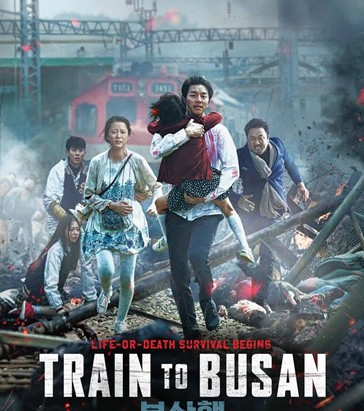 Of Zombies and 'Train to Busan'