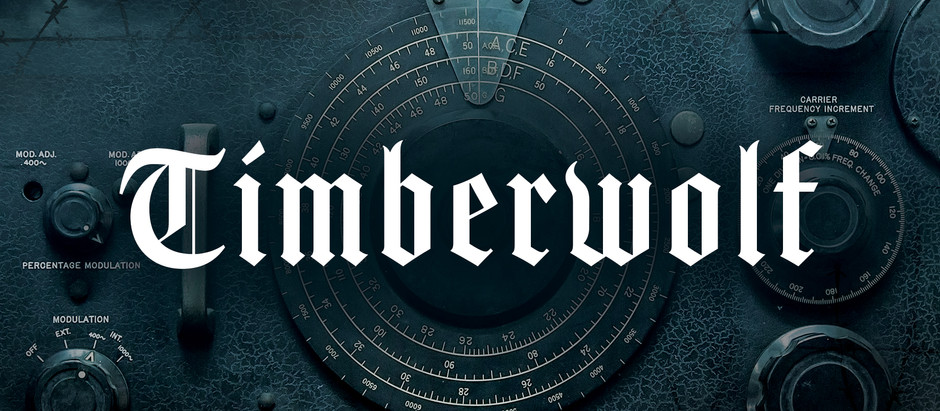 Coming soon: Timberwolf