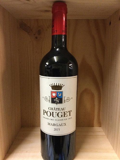 Chateau Pouget     Margaux