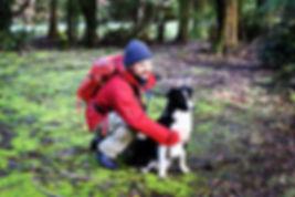 Australia Conservation Dog Handler