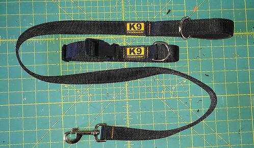K9 Workwear Collar & Lead
