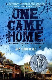 Beautiful Books: One Came Home