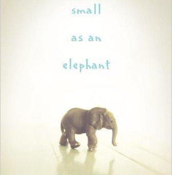 Beautiful Books: Small as an Elephant