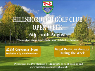 Our First Ever Open Week