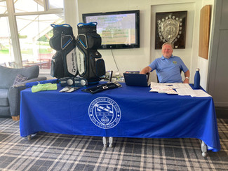 Seniors Open - The Results