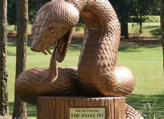 "3 Tips On How To Tackle The PGA Tours ""Snake Pit"""