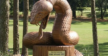 """3 Tips On How To Tackle The PGA Tours """"Snake Pit"""""""