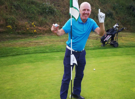 A Hole-In-One For Baz!