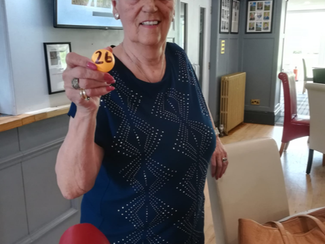 50-50 Club Draw Winner