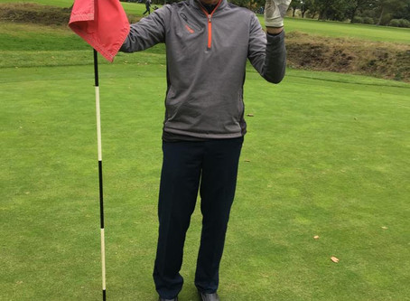 Hole-In-One For Dave Green!