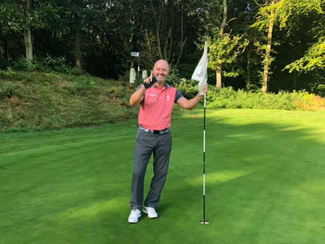 Hole-In-One For Matt Shaw!