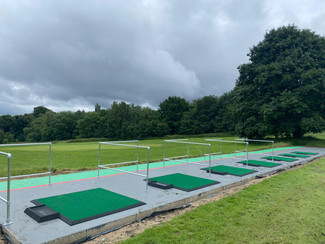 Driving Range - Re-Opens