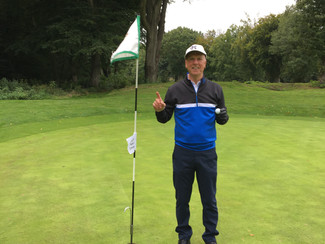 A Hole-In-One For Mr Robinson