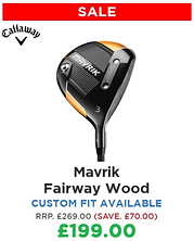 mavrik fairway wood sale.PNG