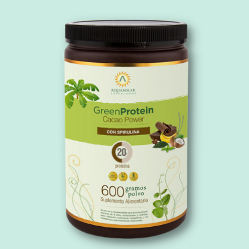 GREENPROTEIN CACAO