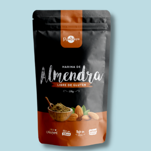 HARINA DE ALMENDRAS SIN GLUTEN