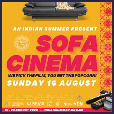 Development of 'Sofa Cinema' concept and programming of wrap around activity