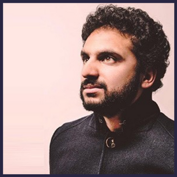 Live Q&A with comedian Nish Kumar, hosted by Leicetser Comedy Festival Director