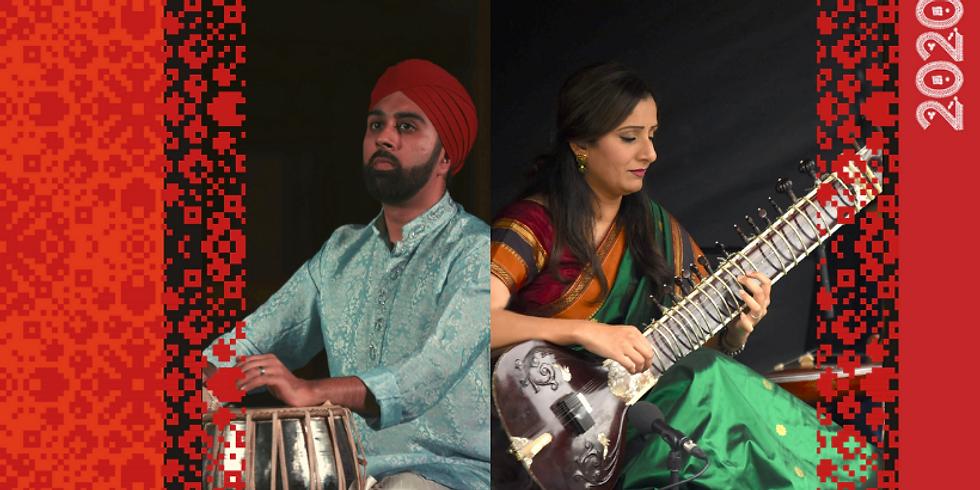 Ragas and Rhythms: ft. Roopa Panesar and Upneet Singh