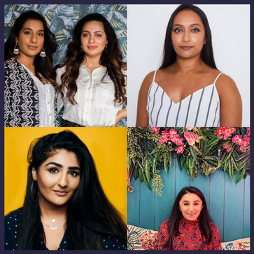 Producing the first 'Brown Women Talk' with South Asian Sister Speak (SASS) & TWO-BROWNGIRLS