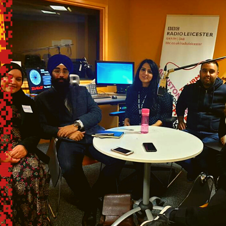BBC Radio Leicester's Young British Asians Talk: Pandemic
