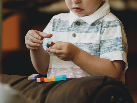 Autism Awareness Month: An introduction to stimming
