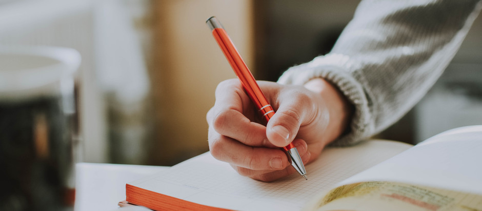 Self Care Sunday: 15 Helpful Journaling Prompts