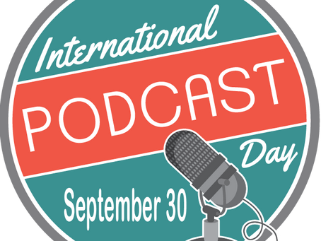 Celebrating International Podcast Day