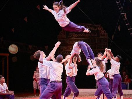 Circus Flora Returns to the Big Top