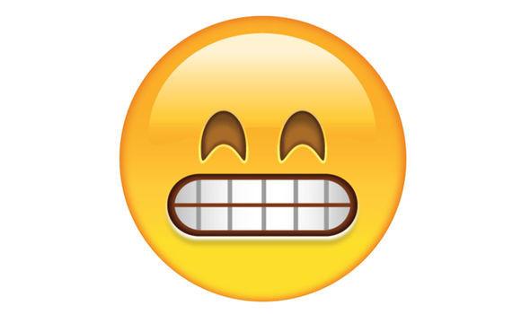 Yikes Emoji