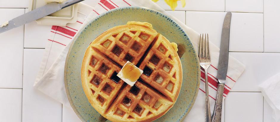 Celebrating National Waffle Day