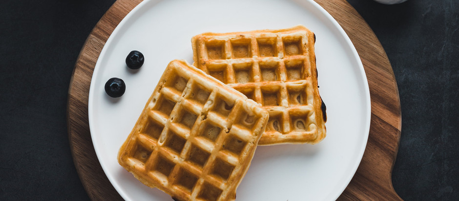 National Waffle Day- 5 Ways to Revamp Your Waffle!