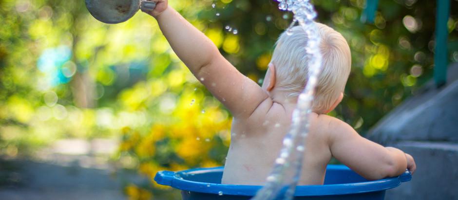 4 Summer Water Activities: No Pool Needed!