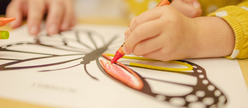National Coloring Book Day: 8 great coloring pages to try with the whole family
