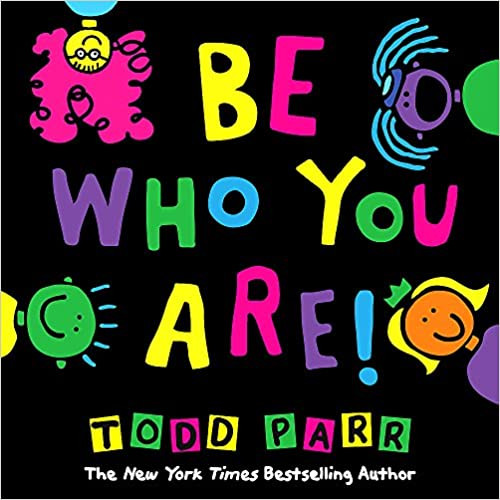 Be Who You Are! - Amazon