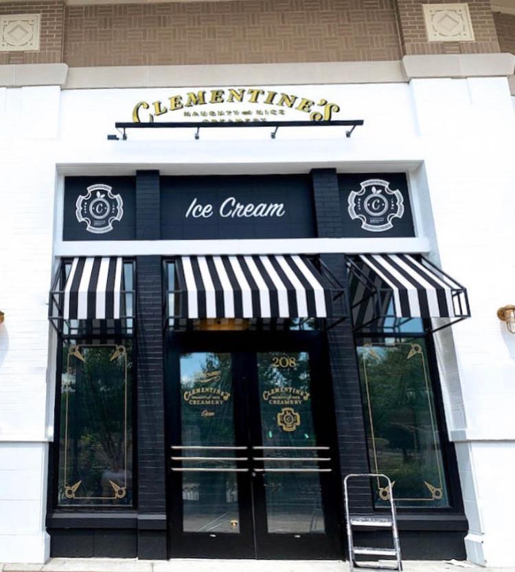 Clementine's Naughty & Nice Creamery