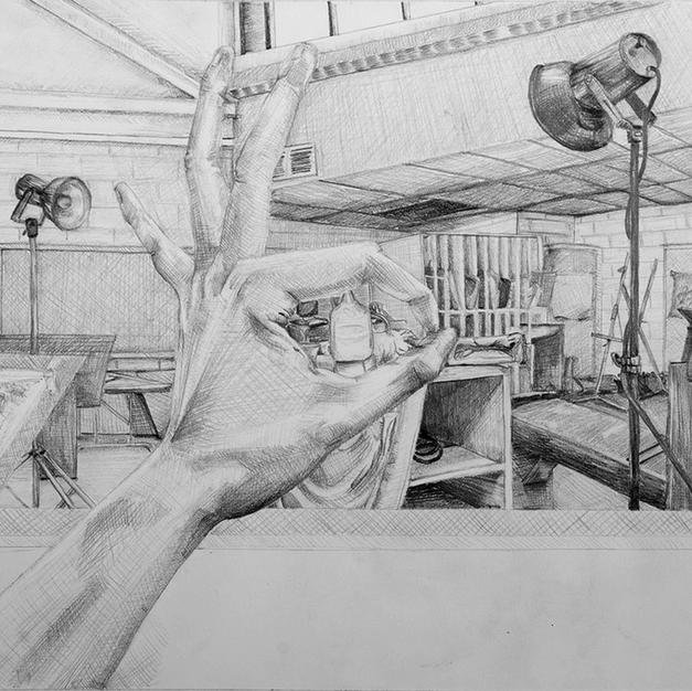 Observational Drawing, Miami University