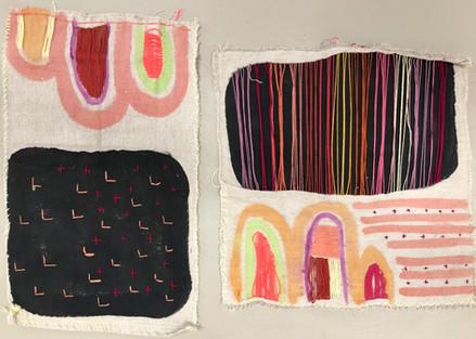 textile fragments