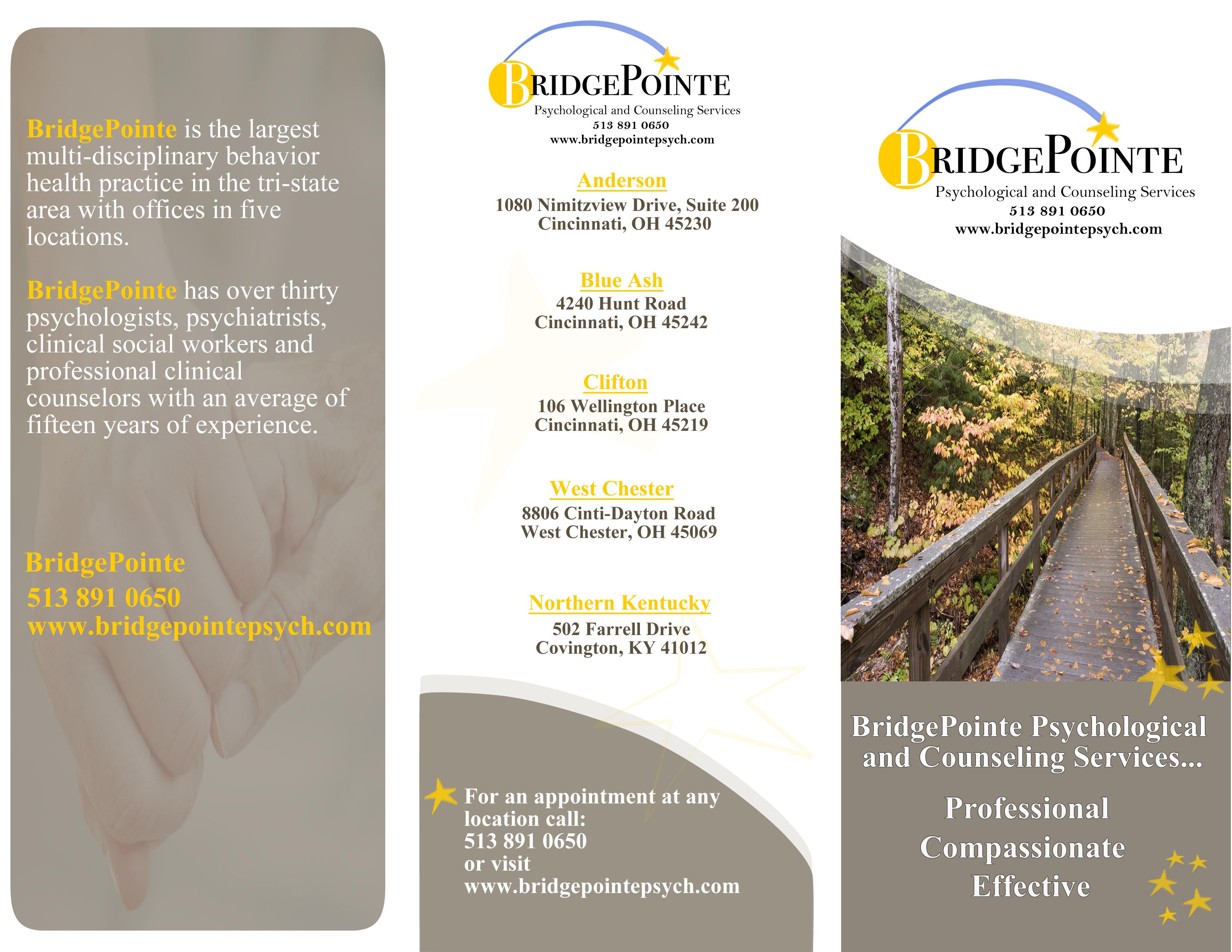 BridgePointe Brochure