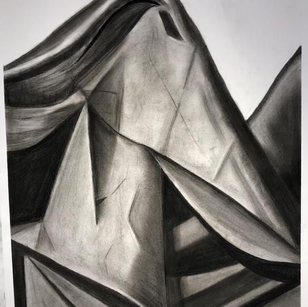 Foundation Drawing I, Universtiy of Dayton