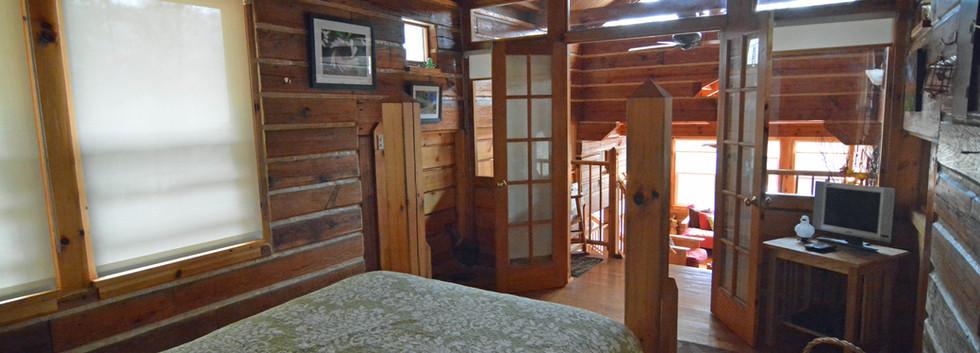 Fourth Floor Bedroom