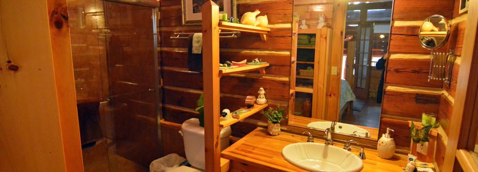 Fourth Floor Private Bathroom